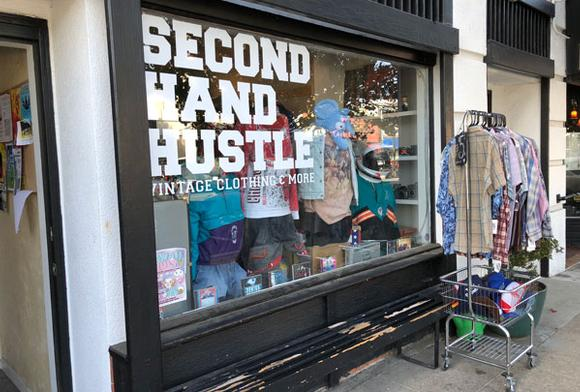 Second Hand Hustle